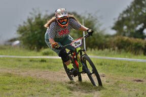 Photo of Courtney ABBISS at Falmouth 4x