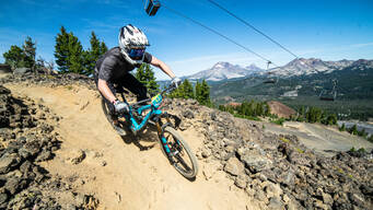 Photo of Stephan ROBERTS at Mt Bachelor, OR