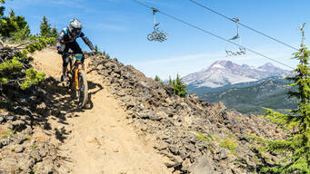 Photo of Canyon WILCOX at Mt Bachelor, OR