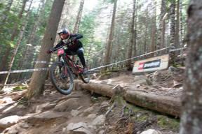Photo of Brandon JOHNSON at Whistler, BC