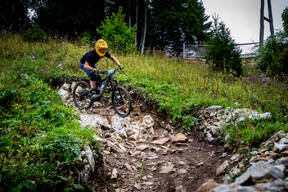 Photo of Christoph SAX at Krvavec