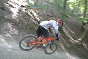 Photo of Daniel WEALD at Aston Hill