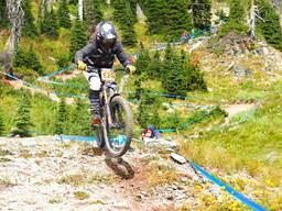 Photo of Kidder MCRAY at Whitefish Mountain Resort, MT