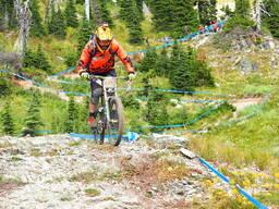 Photo of Zebediah BURKE at Whitefish Mountain Resort, MT