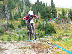 Photo of Anders SOYLAND at Whitefish Mtn.