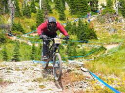 Photo of Logan FRITZ at Whitefish Mountain Resort, MT