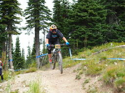 Photo of Jake MEADOWS at Whitefish Mtn.