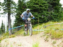 Photo of Lloyd DIXON at Whitefish Mountain Resort, MT