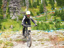 Photo of Wyatt ROGERS at Whitefish Mtn.