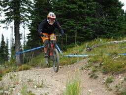 Photo of Casey COLELLA at Whitefish Mountain Resort, MT