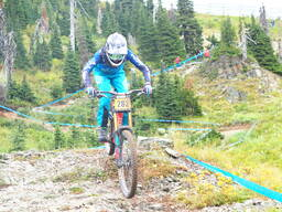 Photo of Braden DELZER at Whitefish Mtn.