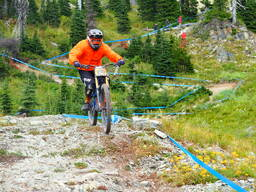 Photo of Rich DENSMORE at Whitefish Mountain Resort, MT