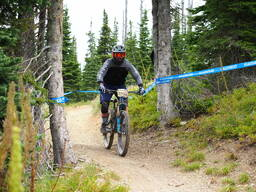 Photo of Jim VOGL at Whitefish Mtn.