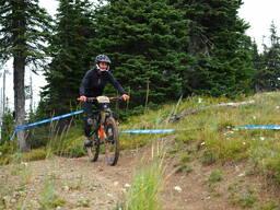 Photo of Melissa PLUMMER at Whitefish Mountain Resort, MT