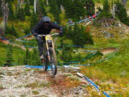 Photo of Jared FARIS at Whitefish Mountain Resort, MT