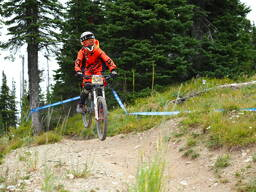 Photo of Carter CRUM at Whitefish Mtn.