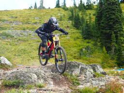 Photo of Chris KOVARIK at Whitefish Mountain Resort, MT