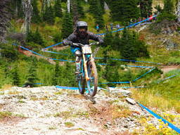 Photo of Cullen PAILLE at Whitefish Mountain Resort, MT