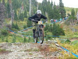 Photo of Frankie CULHNO at Whitefish Mtn.