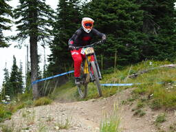Photo of Connor BEAR at Whitefish Mtn.
