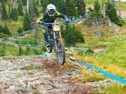 Photo of Riley PLUMMER at Whitefish Mountain Resort, MT