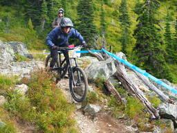 Photo of Ashley PASCOE at Whitefish Mountain Resort, MT
