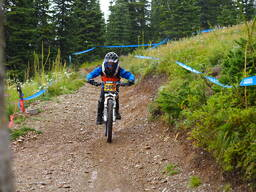 Photo of Griffin SHEPHERD at Whitefish Mtn.