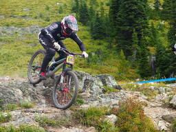 Photo of Kody CLARKE at Whitefish Mountain Resort, MT