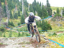 Photo of Arlie CONNOLLY at Whitefish Mountain Resort, MT