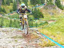 Photo of Kyle STROM at Whitefish Mtn.