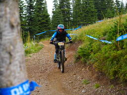 Photo of Katie ANDERSON (u18) at Whitefish Mountain Resort, MT