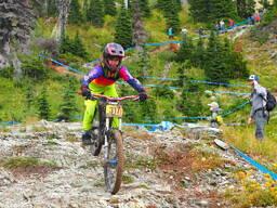Photo of Wyatt DIXON at Whitefish Mtn.