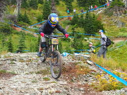 Photo of Ethan PRIEST at Whitefish Mtn.