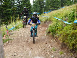 Photo of Lily ARTZ at Whitefish Mtn.