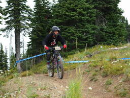 Photo of Mignon HESS at Whitefish Mtn.