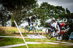 Photo of Will EVANS (exp) at Falmouth 4x