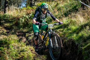 Photo of Matt HINSLEY at Coquet Valley