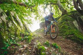 Photo of Marcus JONES at Dyfi Forest