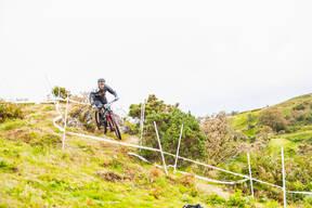 Photo of Kevin COOK (mas) at Dyfi