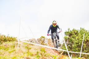 Photo of Damian GROVES at Dyfi