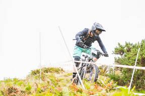 Photo of Emily BRIDSON at Dyfi
