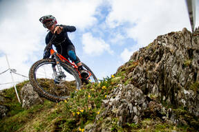 Photo of Tom CLEALL at Dyfi