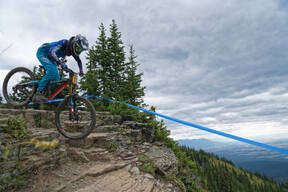 Photo of Braden DELZER at Whitefish Mountain Resort, MT