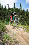 Photo of Andre STROM at Whitefish Mountain Resort, MT