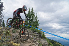 Photo of Chayce WILLIAMS at Whitefish Mountain Resort, MT
