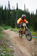 Photo of Bryan CRUM at Whitefish Mountain Resort, MT