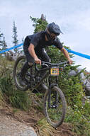 Photo of Nate CONTENTE at Whitefish Mountain Resort, MT