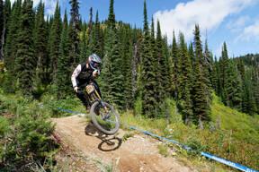 Photo of Jake WEBBER at Whitefish Mountain Resort, MT