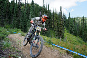 Photo of Blake RAUSCH at Whitefish Mountain Resort, MT