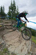 Photo of Ethan WHITTAKER at Whitefish Mountain Resort, MT